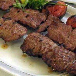خوراک بره کباب