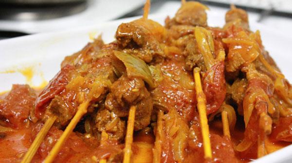 طرز تهیه کباب حسینی با مرغ