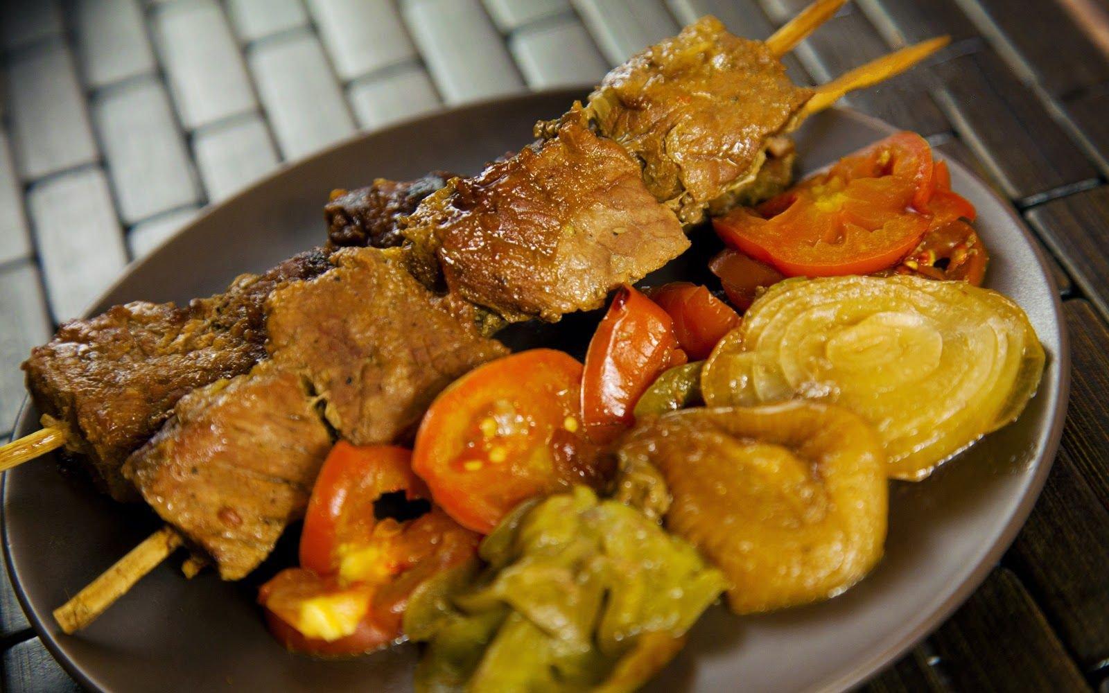 طرز تهیه کباب حسینی با گوشت گوسفند